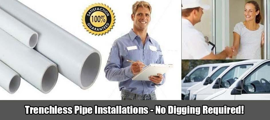 Sewer Solutions, Inc. Trenchless Pipe Installation